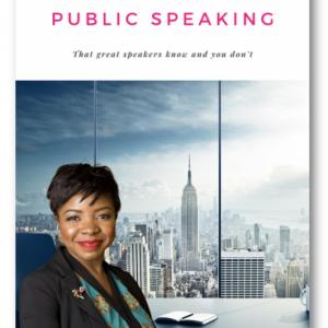 7 public speaking secrets