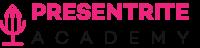 Presentrite Academy Logo Transparent